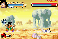 Dragon Ball - Advanced Adventure - got stuck - User Screenshot